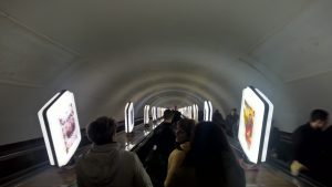 Metro Kijeve