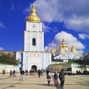 Michailovskio auksinių kupolų soboras