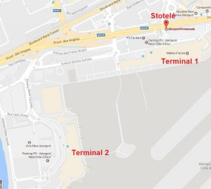 Nicos oro uostas