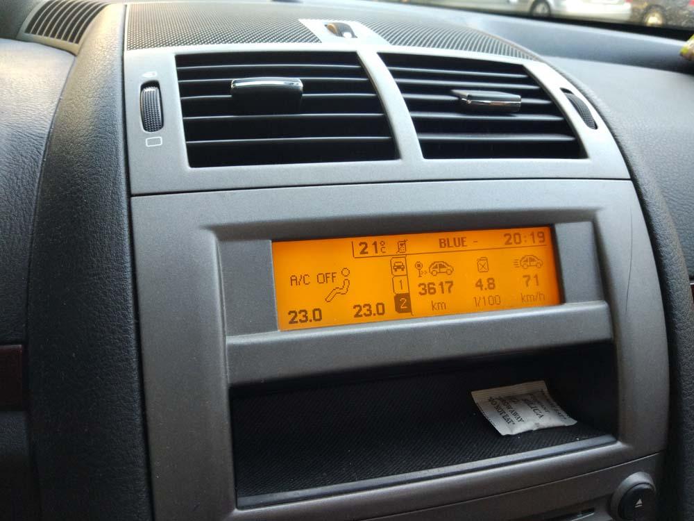 Nuvažiavome 3617 km...
